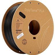 Polymaker PolyTerra PLA Charcoal Black