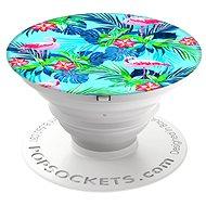 PopSockets Rainforest Flamingos - Držák