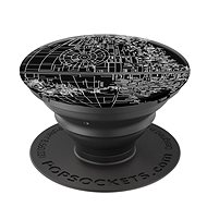 PopSockets Star Wars Aluminum Death Star - Holder