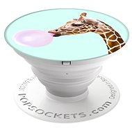 PopSocket Bubble Gum Giraffe