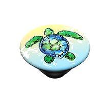 PopSockets PopTop Gen.2 Tortuga želva na pláži - Držák