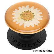 PopSockets PopGrip Gen.2 Pressed Flower White Daisy - Držák
