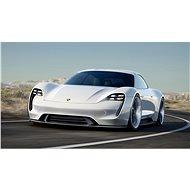 Porsche Mission E - Electric car