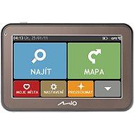 MIO Spirit 5400 Lifetime Europe - GPS navigace