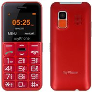 CPA Halo Easy Red - Mobile Phone