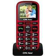 CPA Halo 16 Senior červený - Mobilní telefon