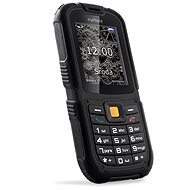 myPhone Hammer 2 černý Dual SIM - Mobilní telefon