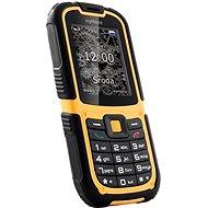 MyPhone Hammer 2 oranžový Dual SIM - Mobilní telefon