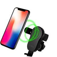 FIXED Matic Wireless Charging černý - Držák na mobilní telefon