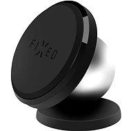 FIXED Icon Flex Mini na palubní desku černý - Držák na mobilní telefon
