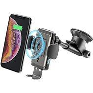 Držák na mobilní telefon Cellularline Pilot Instant Wireless černý  - Držák na mobilní telefon