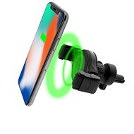 FIXED ROLL Wireless Charging black - Mobile Phone Holder