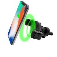 FIXED ROLL Wireless Charging černý - Držák na mobilní telefon
