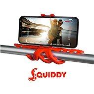 """CELLY Squiddy pro telefony do 6.2"""" červený - Držák na mobilní telefon"""