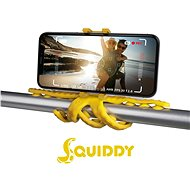 """CELLY Squiddy pro telefony do 6.2"""" žlutý - Držák na mobilní telefon"""