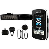 Garmin Edge 520 Bundle Premium - Cyklocomputer