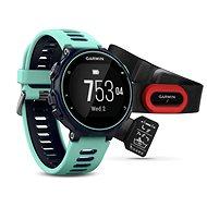 Garmin Forerunner 735XT Run Bundle Blue - Chytré hodinky