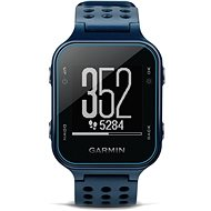 Garmin Approach S20 Blue Lifetime - Chytré hodinky