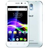 MyPhone Fun 5 bílý - Mobilní telefon