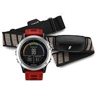 Garmin Fenix 3 Silver Performer - Chytré hodinky