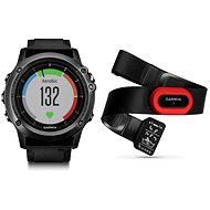Garmin Fenix 3 Gray Sapphire Optic Performer - Chytré hodinky