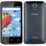 MyPhone Pocket černý - Mobilní telefon