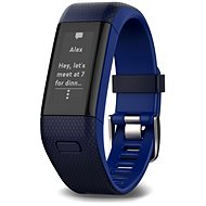 Garmin vívoSmart Optic s GPS Blue (L) - Fitness náramek