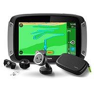 TomTom Rider 410 World Premium Pack pro motocykly Lifetime - GPS navigace