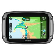 TomTom Rider 42 CE pro motocykly Lifetime - GPS navigace