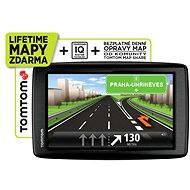 TomTom Start 20 Europe LIFETIME mapy - GPS navigace