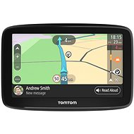 "TomTom GO Basic 6"" Europe LIFETIME mapy - GPS navigace"