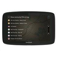 TomTom GO Professional 520 EU LifeTime mapy - GPS navigace
