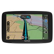 TomTom VIA 62 Europe Lifetime mapy - GPS navigace