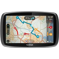 TomTom GO 5000 Europe lifetime mapy - GPS navigace