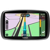 TomTom TRUCKER 6000 Lifetime mapy - GPS navigace