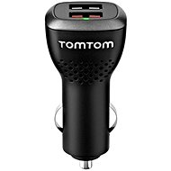 TomTom USB rychlonabíječka do auta duální (2xUSB) - Nabíječka