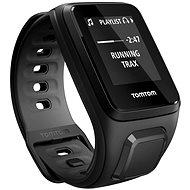 TomTom GPS hodinky Runner 2 (S), černá/antracit - Sporttester