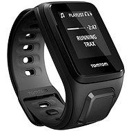 TomTom GPS hodinky Runner 2 Cardio + Music (S), černá/antracit - Sporttester