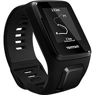 TomTom Spark 3 Cardio + Music (S) Black - Sports Watch