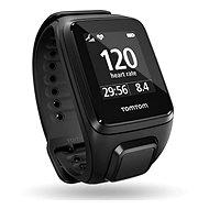 TomTom GPS hodinky Spark Fitness Cardio (L), černá/antracit - Sporttester