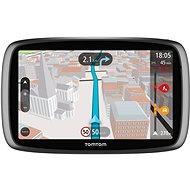 TomTom GO 610 World, LIFETIME mapy - GPS navigace
