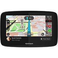 TomTom GO 620 World LIFETIME mapy - GPS navigace