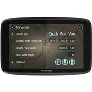 TomTom GO 6250 Professional EU LIFETIME mapy - GPS navigace