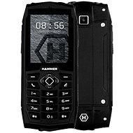 myPhone HAMMER 3 černý - Mobilní telefon