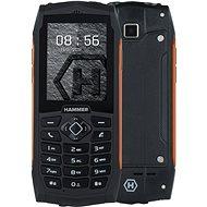 myPhone HAMMER 3 oranžový - Mobilní telefon