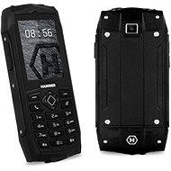 MyPhone HAMMER 3 PLUS černý - Mobilní telefon