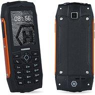 MyPhone HAMMER 3 PLUS oranžový - Mobilní telefon