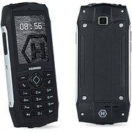 MyPhone HAMMER 3 PLUS stříbrný - Mobilní telefon