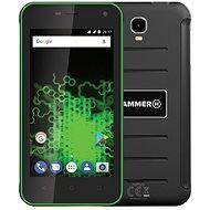 MyPhone HAMMER Active zelený - Mobilní telefon
