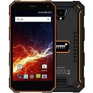myPhone HAMMER Energy 3G oranžovo-černý - Mobilní telefon